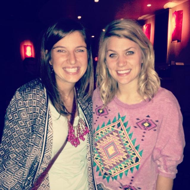 with Jillian
